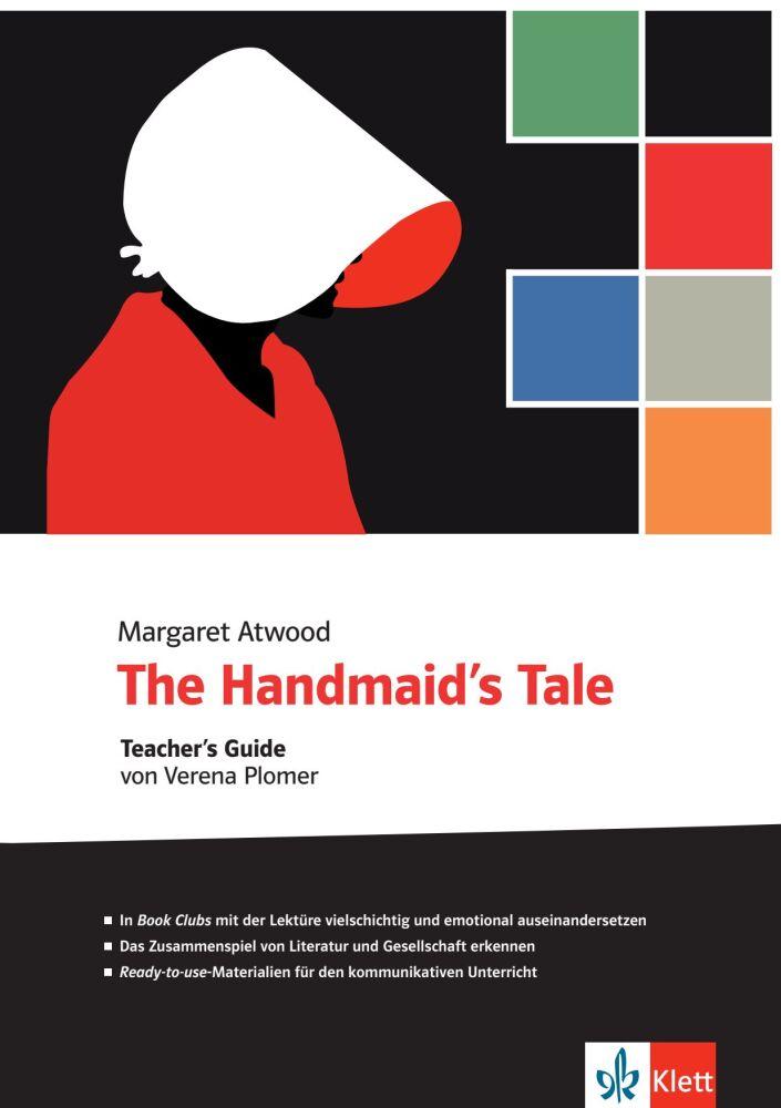 The Handmaid's Tale Teacher's Guide von Verena Plomer Buch + Online 128 Seiten ISBN 978-3-12-577698-2 18,90 €